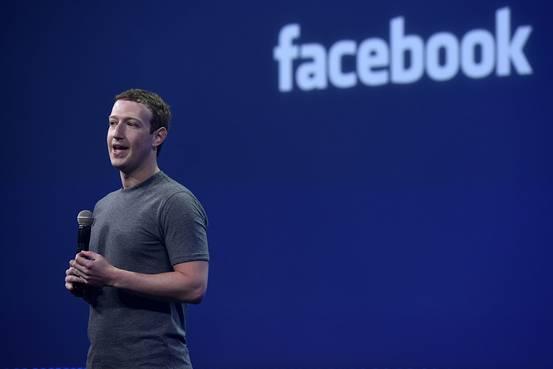 فيس بوك تحقق 8.81 مليار دولار عائدات وتصل لـ 1.86 مليار مستخدم