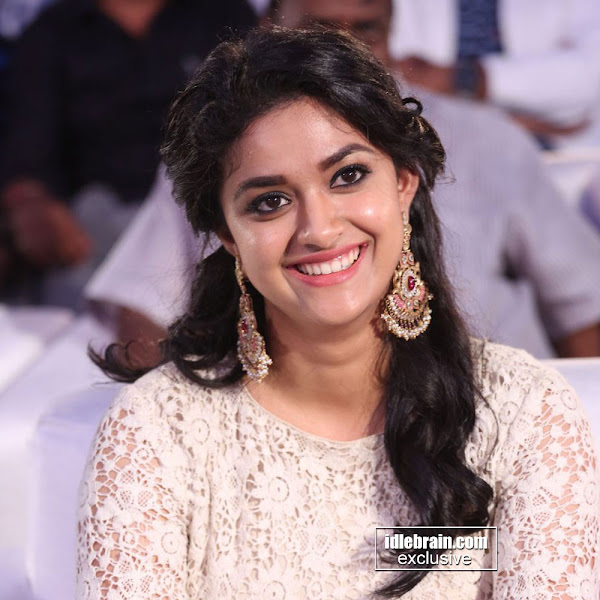 Keerthi Suresh latest photos from Rail movie audio launch