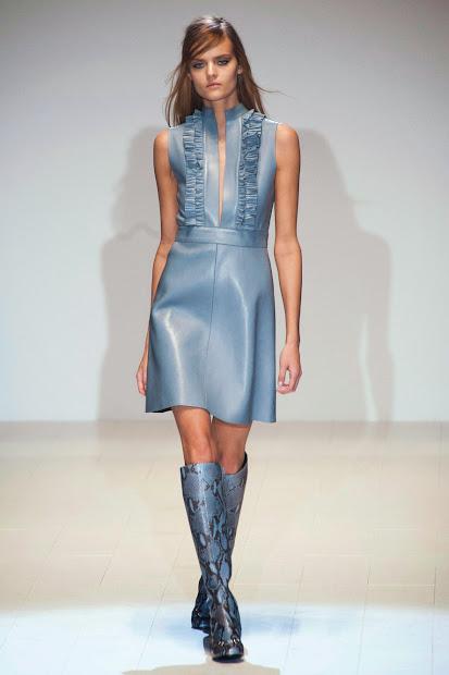Fashion Runway Gucci Aw14 Milan Week. Mfw Cool