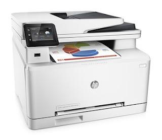 HP Color LaserJet Pro M274n Printer