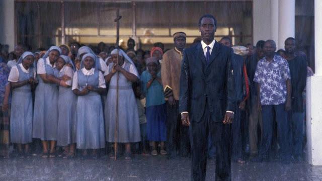 Konflik Etnis di Rwanda