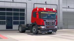Scania P360 truck mod 1.6