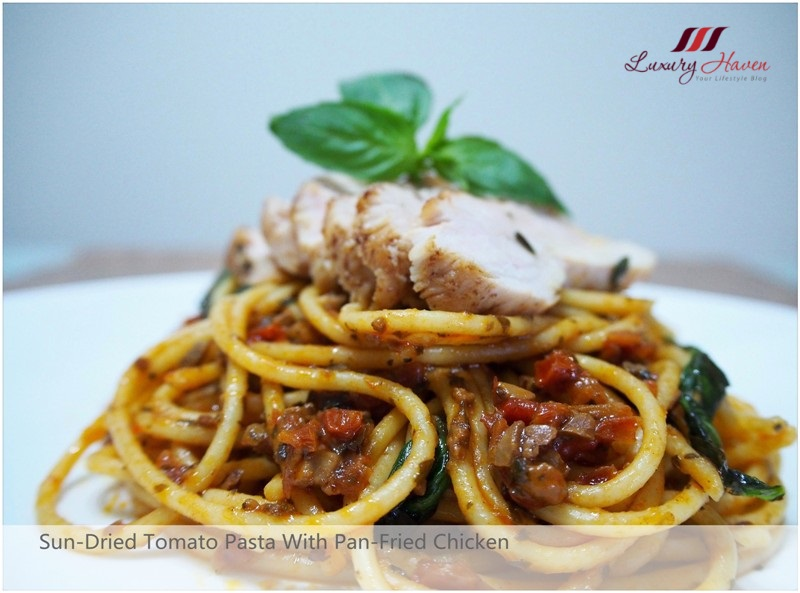 leggos sundried tomato pasta pan fried chicken recipes