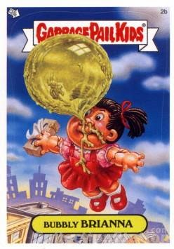 pics of Garbage Pail Kids characters