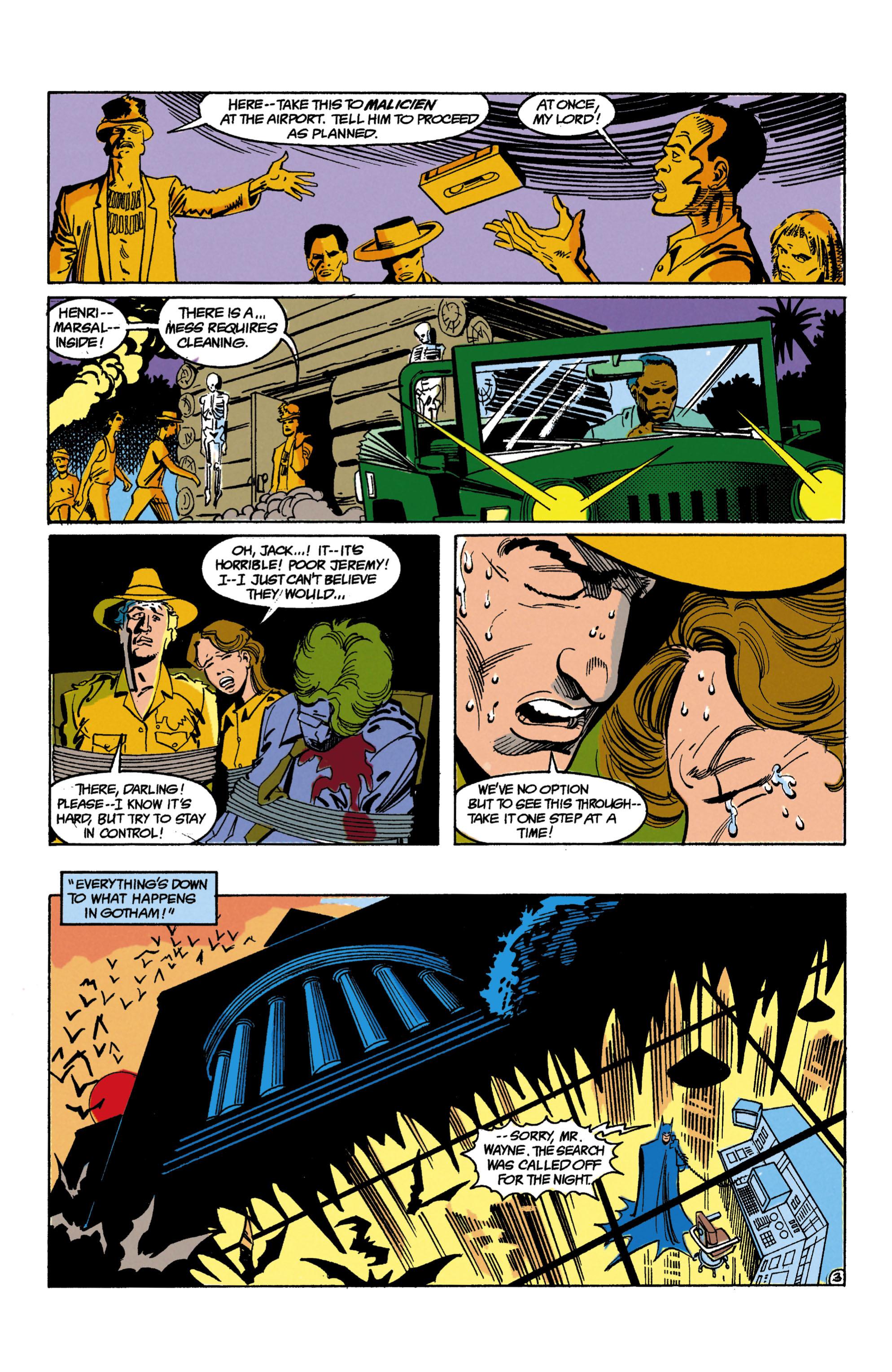 Detective Comics (1937) 619 Page 3