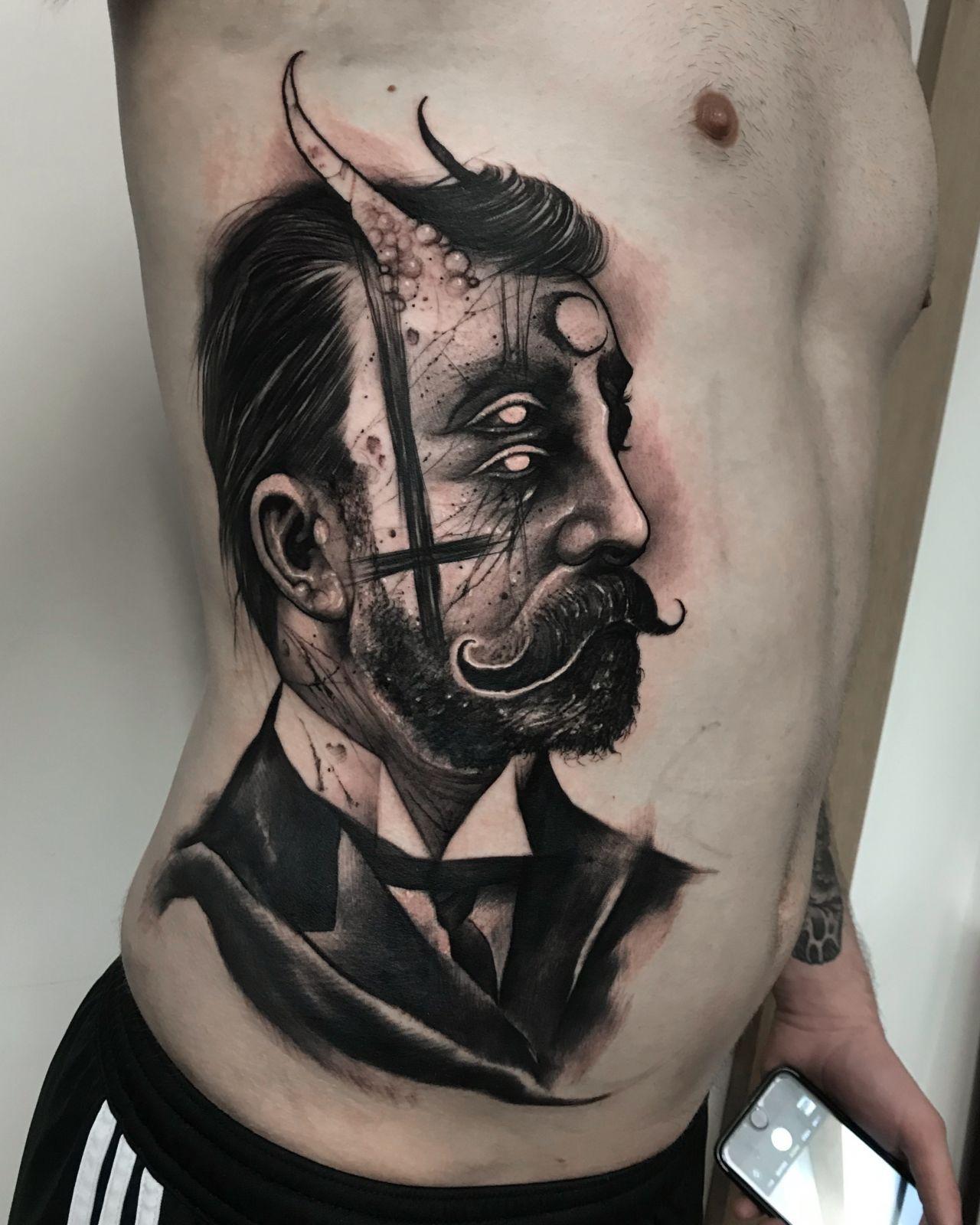 Devil Tattoo Designs For Men Tattoo Designs 2019
