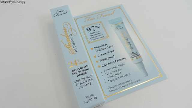 Too Faced Shadow Insurance 24+ Hour Anti-Crease Eye Shadow Primer