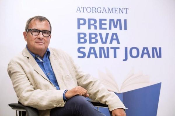 Rafael Vallbona - 37è Premi Sant Joan de literatura catalana