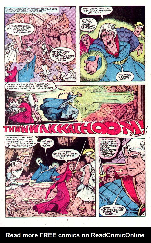 Read online Secret Origins (1986) comic -  Issue #11 - 12