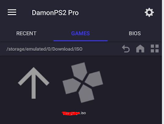 Damon PS2 Directory / Location screenshots Android Games Ocean