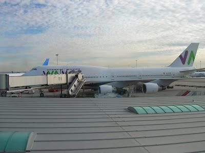 Boeing 747-400 de Wamos air, vuelta al mundo, round the world, mundoporlibre.com