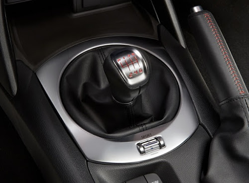 Fiat 124 Spider Abarth Sport Button