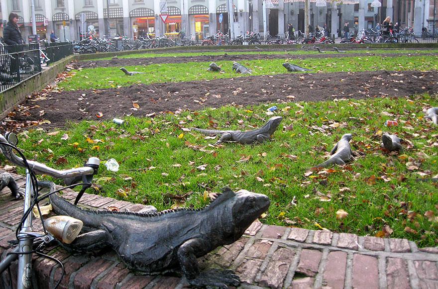 Iguana Park,Amsterdam,The Netherlands