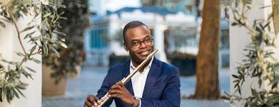 CCMPR @Wordpress.com: @DemarreMcGill is named Associate Professor of Flute at CCM