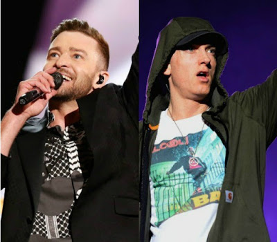 Eminem And Justin Timberlake help raise over $2.3 Million for Manchester bomb victims