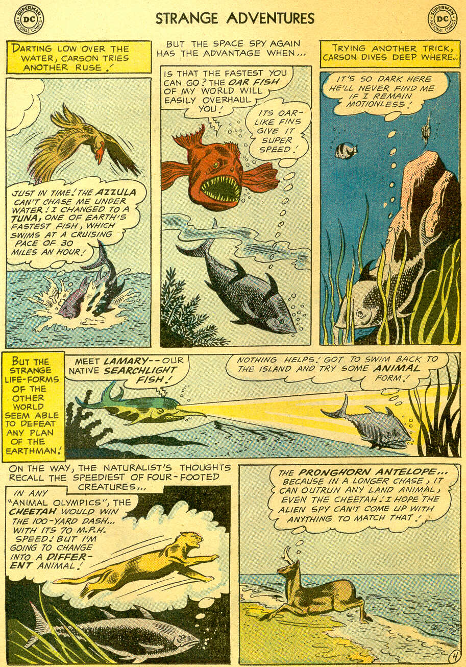 Strange Adventures (1950) issue 81 - Page 14