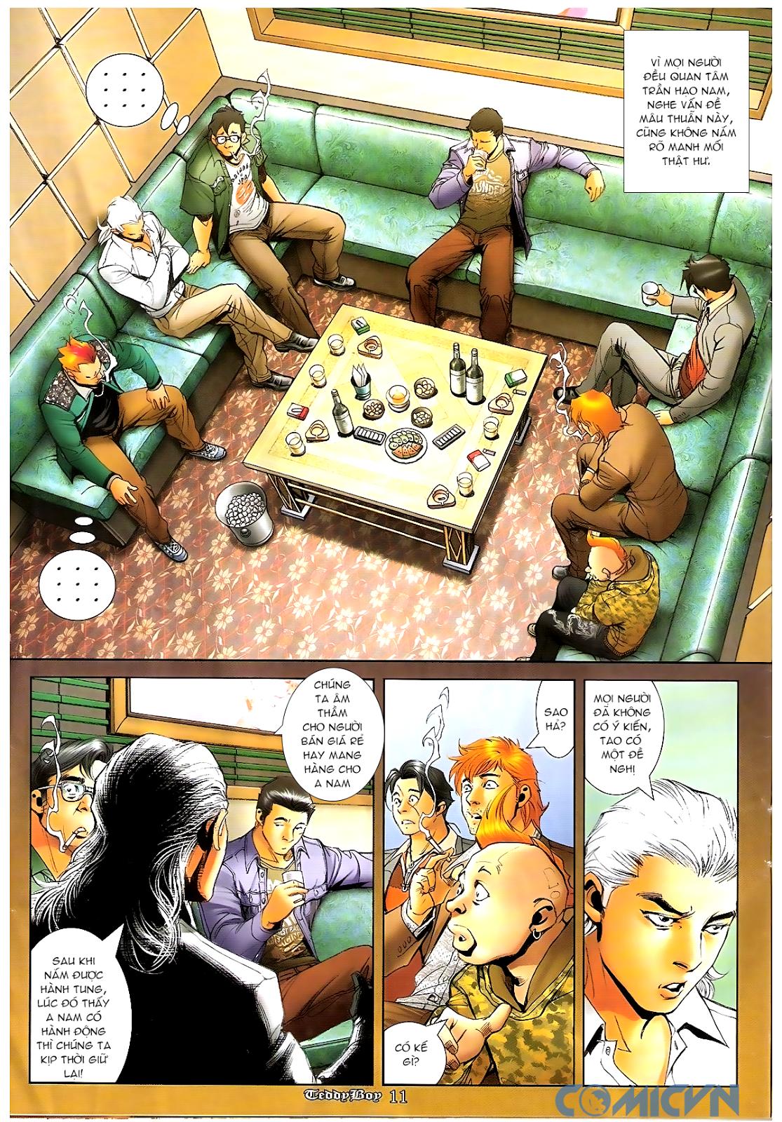 Người Trong Giang Hồ - Chapter 1215: Đi đến chung điểm - Pic 9