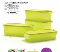 Fresh Lime Collection Tupperware <p>Rp374.625</p>