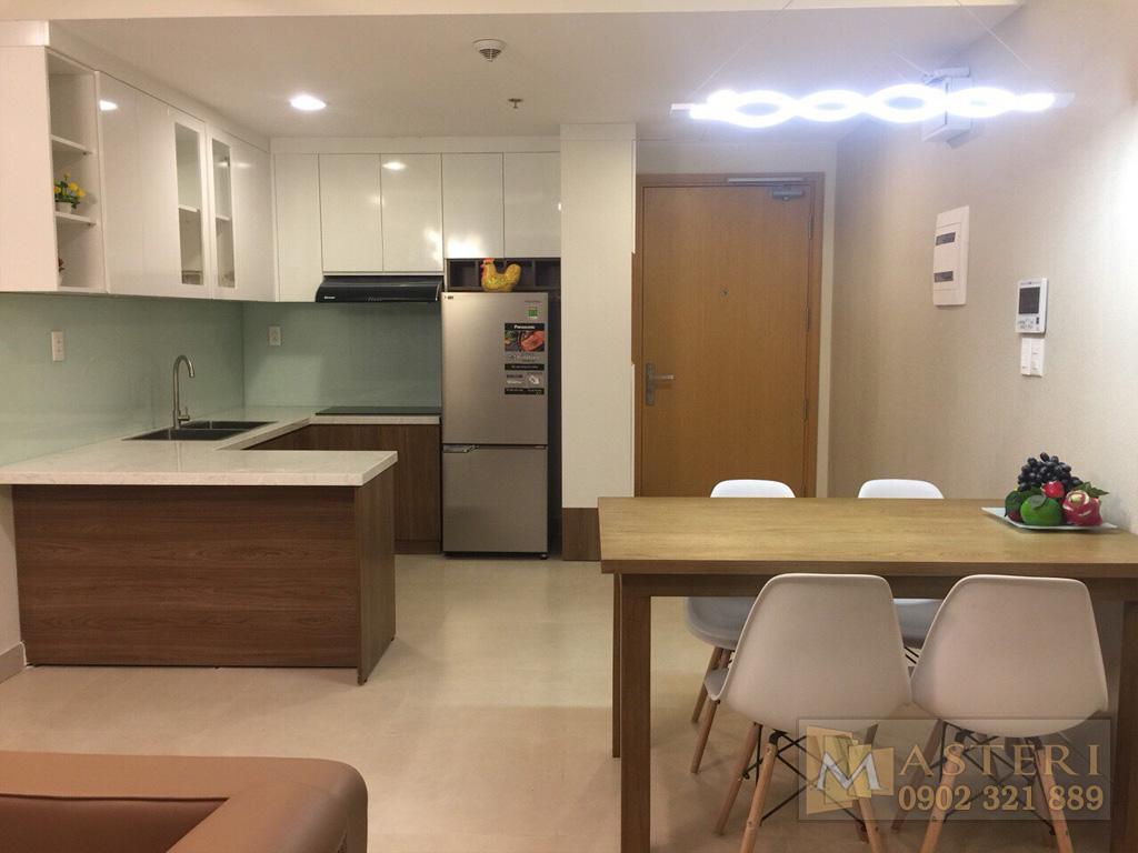 Bán căn hộ 2 phòng ngủ tầng cao có đầy đủ nội thất - hinh 2