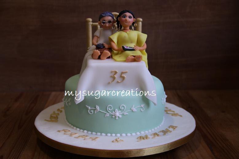 My Sugar Creations 001943746 M 35th Wedding Anniversary