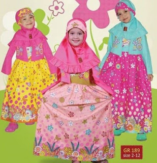 Baju Gamis Anak Keke Lengkap Dengan Baju Keke Anak Laki