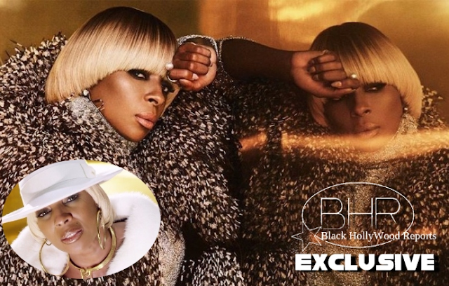 Mary J Blige Releases New Music Video : Thick Of It