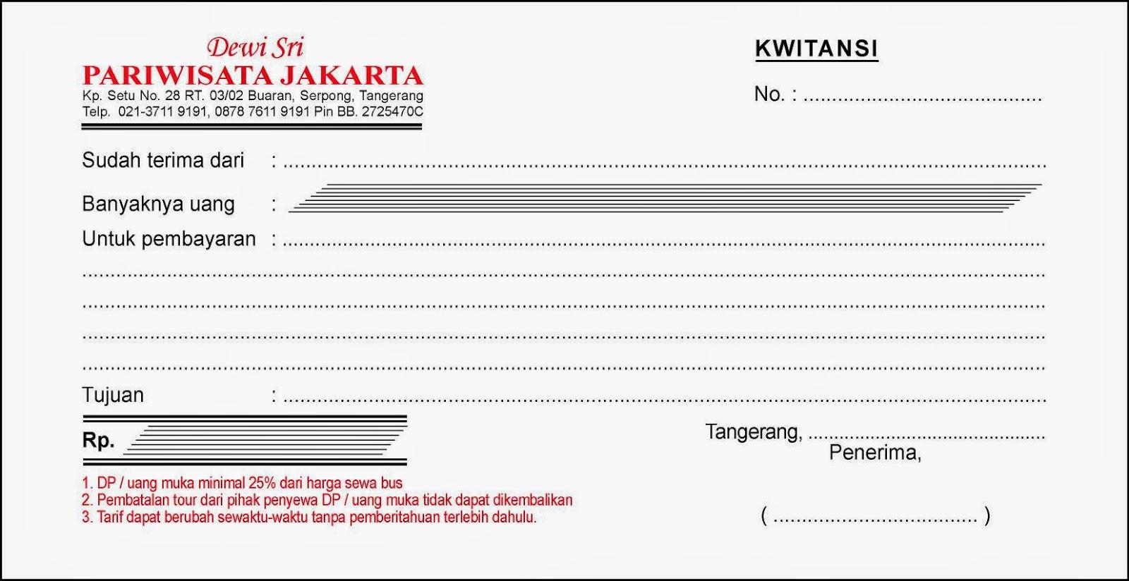 Contoh Kartu Nama Hotel Contoh 317