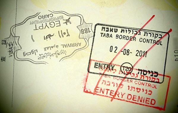 Passport Denied Entry
