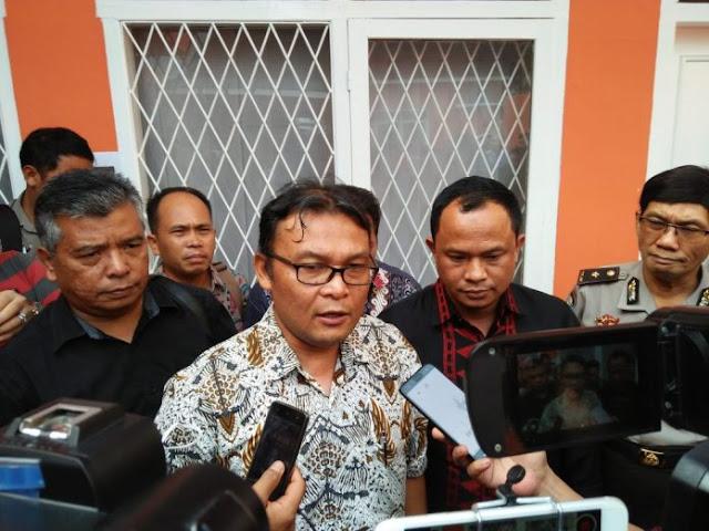 Komisioner KPU Sumut : Salah itu Kabar Yang Menyatakan JR-Ance Lolos Jadi Cagub-Cawagub