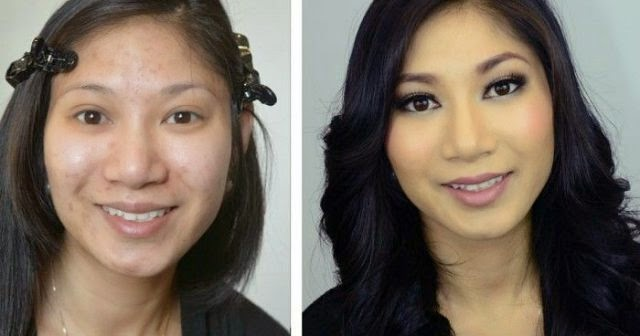 Makeup Is Magical When Used in the Right Way (25 pics)