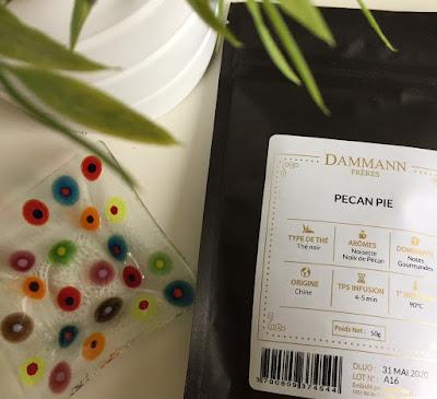 pecan pie-dammann-freres-thes