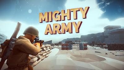 تحميل لعبة Mighty Army World War 2 للاندرويد مجاناً