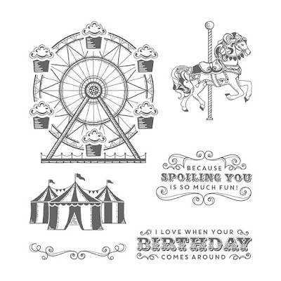 Carousel Birthday - Simply Stamping with Narelle - available here - http://www3.stampinup.com/ECWeb/ProductDetails.aspx?productID=142832&dbwsdemoid=4008228