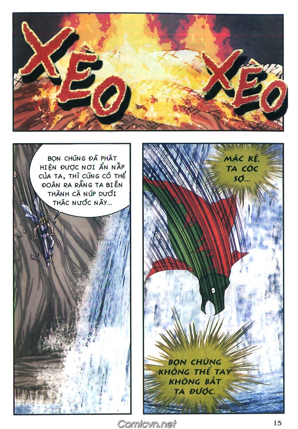 Thần thoại Bắc Âu - Chapter 47: Gieo gió gặt bão - Pic 16