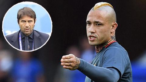 Conte và Chelsea bất hòa vì Nainggolan