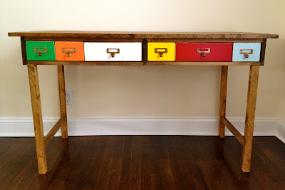 diy kids desk