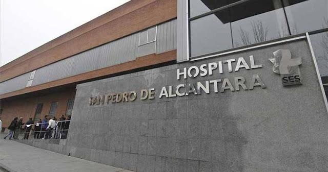 Trato vergonzoso de un hospital a una embarazada muerta tras la cesárea en Extremadura