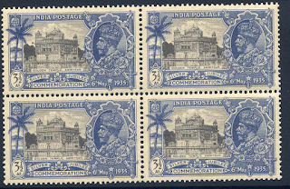 INDIA_1935_ROYAL_SILVER_JUBILEE_3_1-2A_BIRD_VARIETY_IN_UNMOUNTED_MINT_BLOCK_OF_4.png