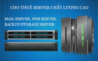 Khi thuê server bạn nên quan tâm nhé các bạn