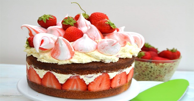 When Victoria Met Frasier And Went To Eton (Cake) Recipe