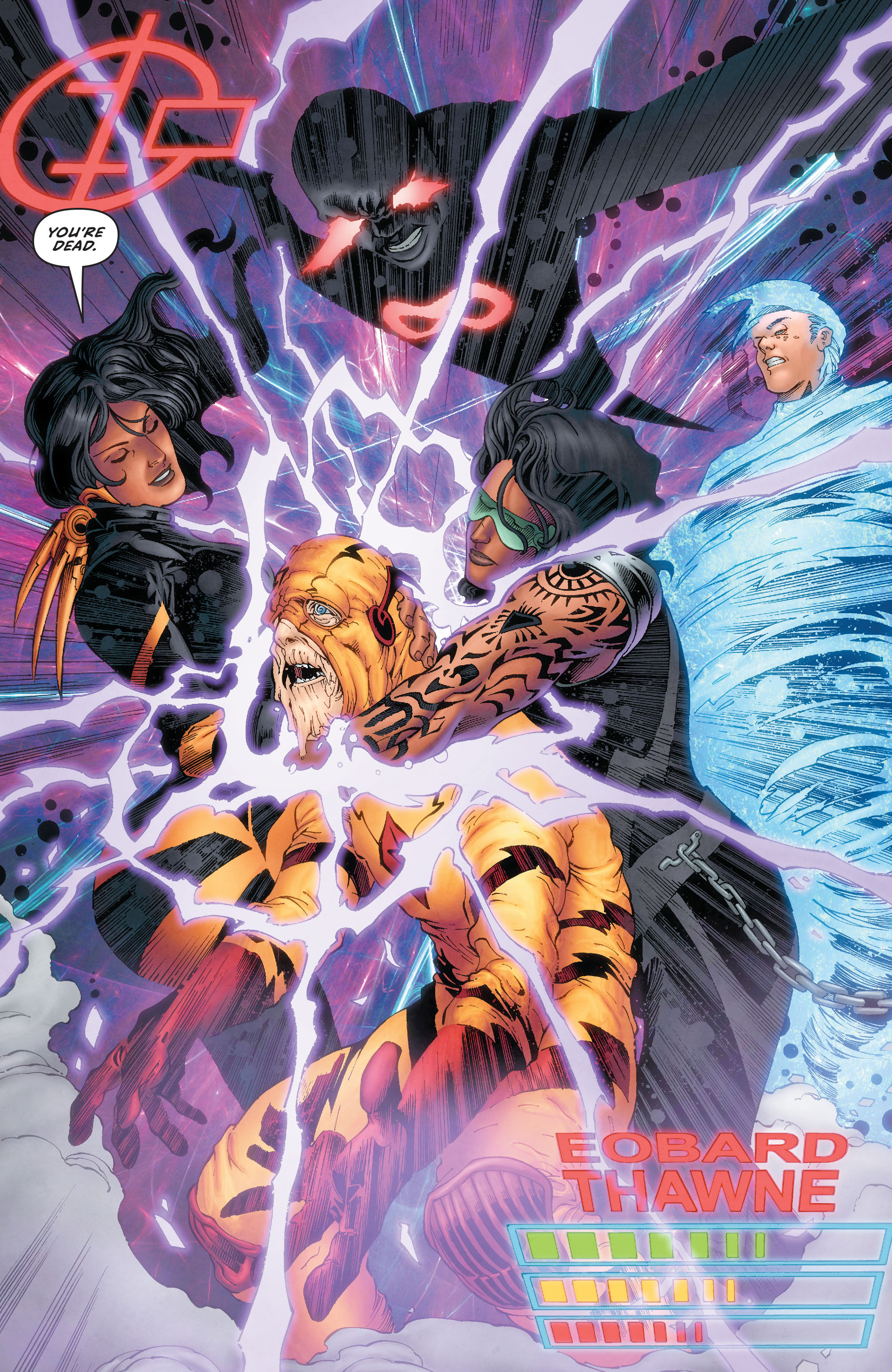 Read online The Flash (2011) comic -  Issue # Annual 4 - 29