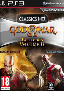 God of War Collection Volume 2 - Download game PS3 PS4 RPCS3