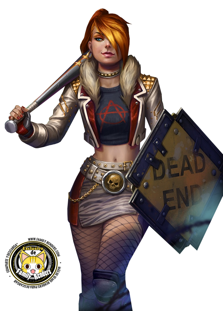 render Bellona Anarchist