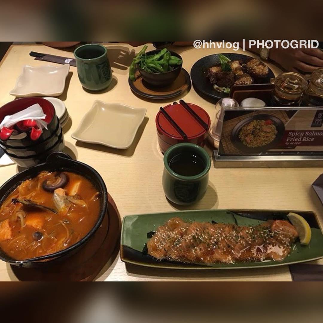lamberakyat.com Sushi Tei Tempat Makan Enak di Jakarta