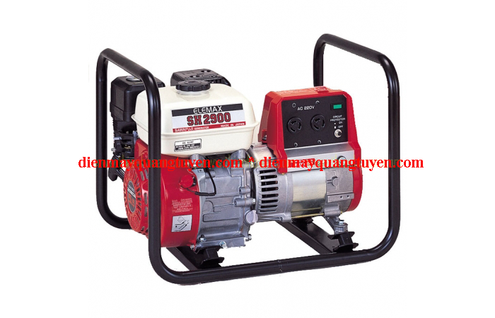 Máy phát điện ELEMAX SH2900 2.4 KVA