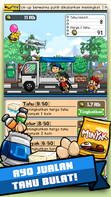 Download Game Tahu Bulat Terbaru Gratis