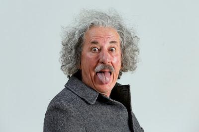Geoffrey Rush (Einstein adulto) - Divulgação/National Geographic
