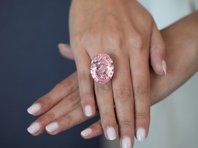 An Easy Buyer Guide To Investing In Pink Diamonds