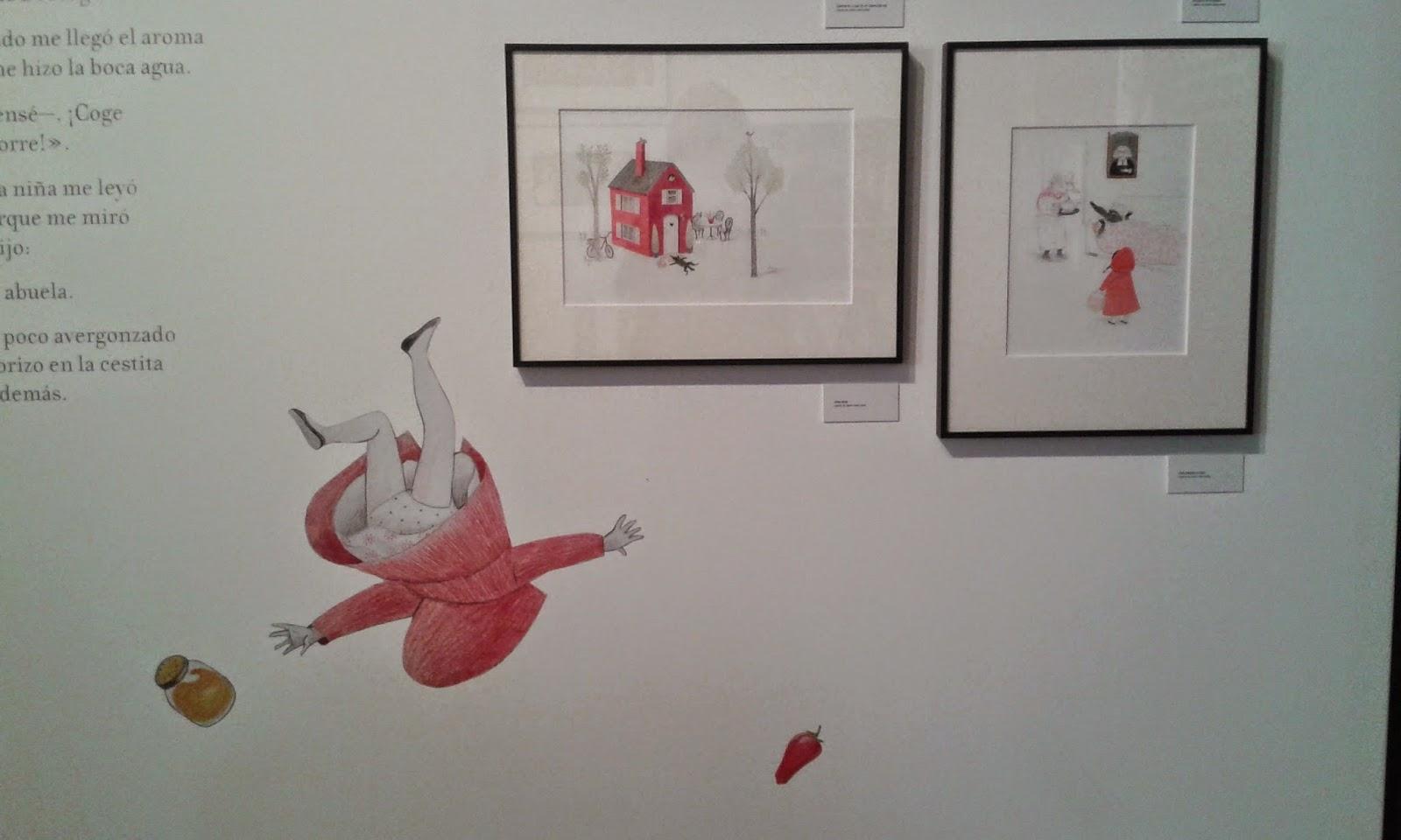 Dibujos de Caperucita Roja