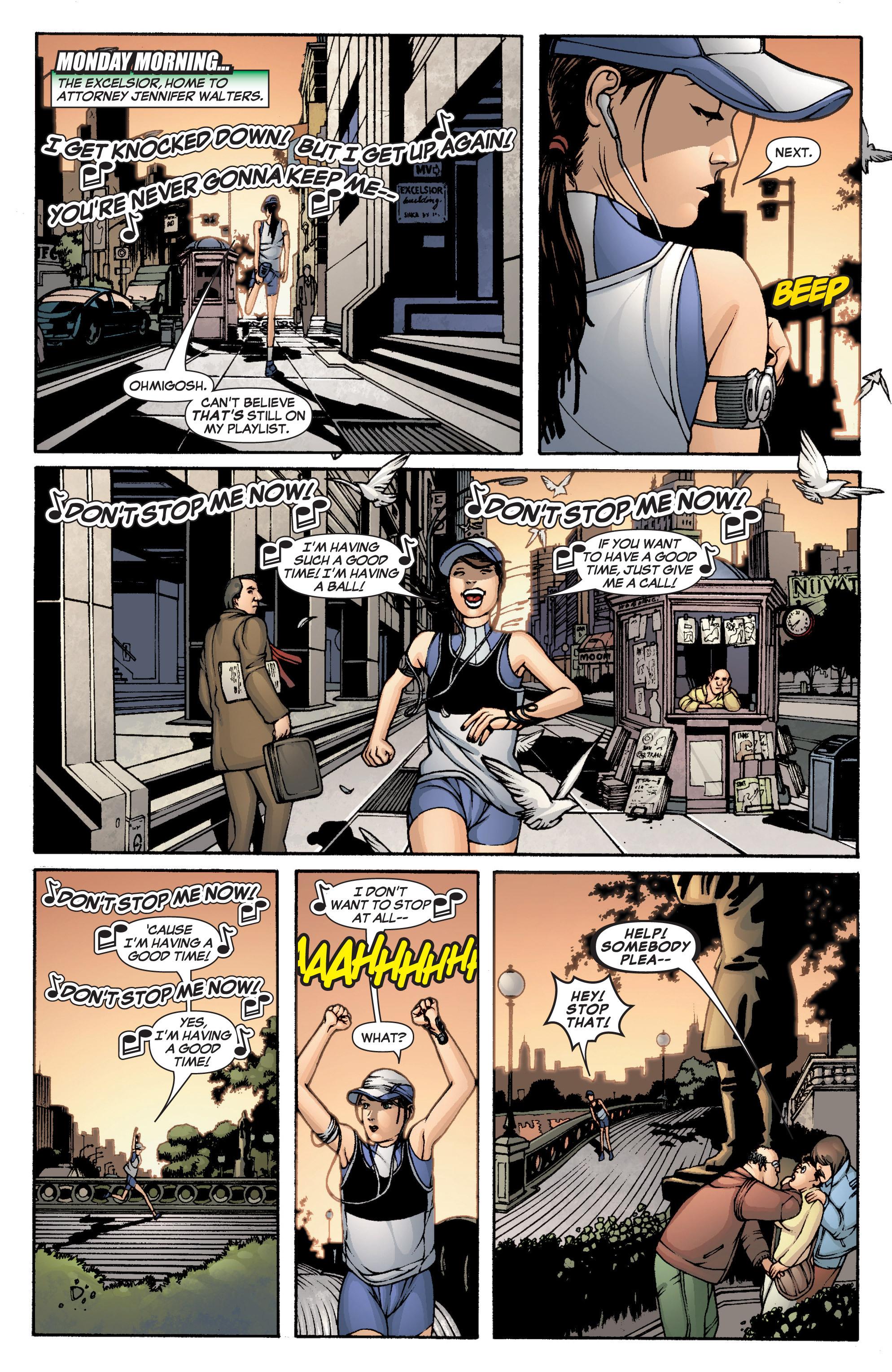 Read online She-Hulk (2005) comic -  Issue #1 - 2